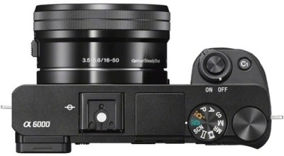 Sony-ILCE-6000L-Camera-(with-SELP1650-Lens)