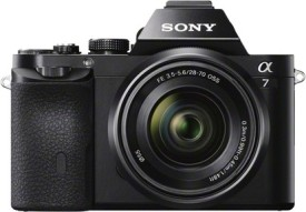 Sony ILCE-7K DSLR (with SEL 28-70mm Lens)