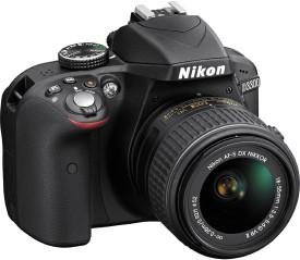 Nikon D3300 (with AF-S 18-55mm VR II + 55-200mm VR Kit Lens)