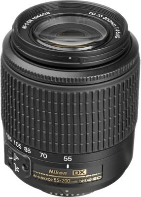 Nikon D3300 (with AF-S 18-55 mm VR Kit Lens II + AF-S 55-200 mm VR Kit) DSLR Camera