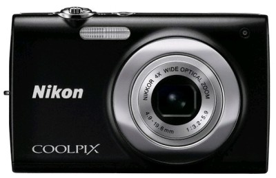 Buy Nikon Coolpix S2500 Point & Shoot: Camera