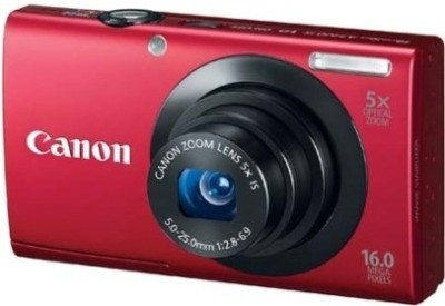 Buy Canon PowerShot A2300 Point & Shoot Camera: Camera