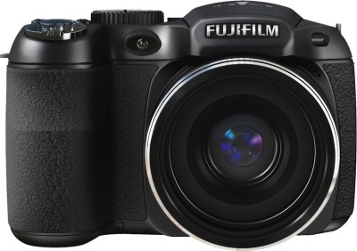 Fujifilm S2980 Point & Shoot Camera Black available at Flipkart for Rs.8800