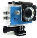 Accentech Waterproof SJ4000 Sports & Action Camera (Blue)
