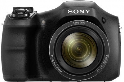 Buy Sony DSC-H100 Point & Shoot Camera: Camera