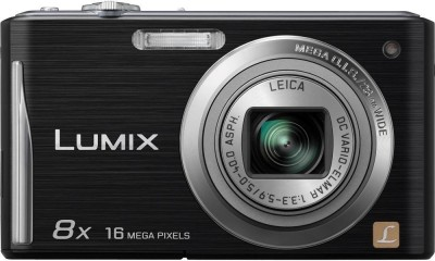 Buy Panasonic Lumix DMC-FH27 Point & Shoot Camera: Camera