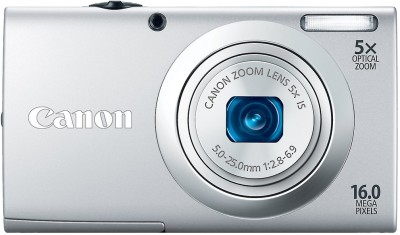 Buy Canon PowerShot A2400 IS Point & Shoot: Camera