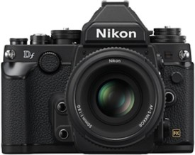 Nikon DF DSLR (with 50mm Lens)