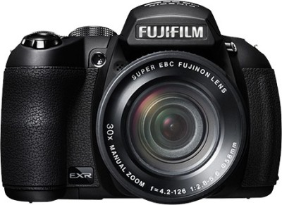 Fujifilm FinePix HS28EXR Advance Point and shoot Camera Black available at Flipkart for Rs.17300