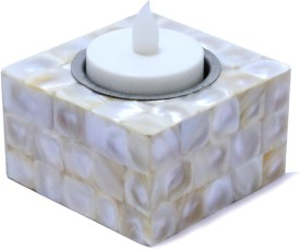 Angels Choice Ceramic 1 - Cup Candle Holder