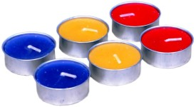 My Art Scented Multicolour Tealight Candle