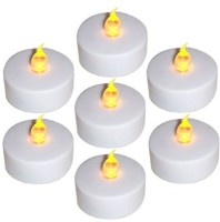 Origin Overseas LED Candle (White, Pack Of 12)