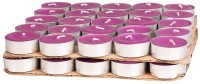 TG's Tealight Candle (Purple, Pack Of 50)
