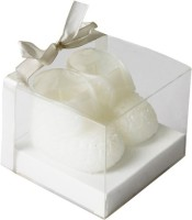 The Candle Shop Baby Showers Candle (White, Pack Of 1)