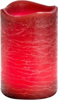 Expressme2u Flameless LED Candle (Red, Pack Of 1)