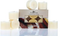 Fresh Accent Voitve Candle (Beige, Pack Of 4)