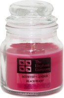 The Elephant Company Blackberry Ripple Yankee Jar Candle (Purple, Pack Of 1)