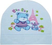 Wonderkids Teddy With The Sky Print Baby Cap