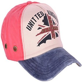 florence9 baseball uk pink Cap
