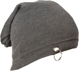 White Tiger Enterprises Solid skull round cap Cap
