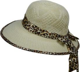 The Beach Company Animal Print Beach Hat Cap