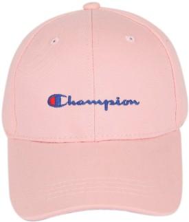 ILU Pink Cap For Girls Women's Hats, Baseball Caps, Snapback Cap, Cotton Caps Trucker Caps Dad Hats, Champion Cap Cap