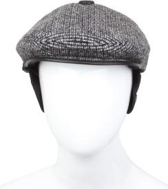 Alvaro Striped Golf Cap