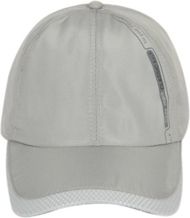 f12e8ad3bde ILU Sports Grey Caps For Men And Women