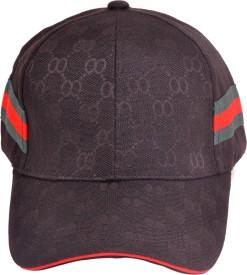 MaxFashion Self Design Snapback Cap