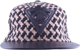 FabSeasons Woven Flat Cap Cap