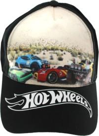Hot Wheels Graphic Print Skull Cap