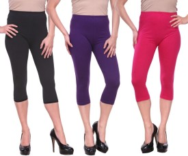 Famaya Fashion Women's Capri