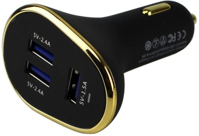 Remax RX-3USB 3 Port USB Smart Car Charger