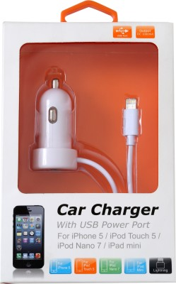 Laploma CC28-IPH5 Car Charger (For Apple)