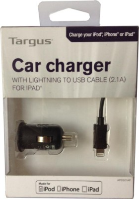 Targus-APD501AP-50-Car-Charger-with-Lightning-Cable