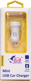 Bell Mini USB 1.0 AMP Car Charger