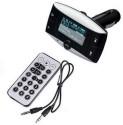 Crocon V3.0 Car Bluetooth Device With FM Player (Black)