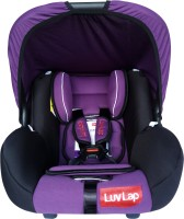 LuvLap Baby Car Seat With Cary Cot (Purple)