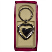 Smacc Heart Shape Key Chain (Multicolor)