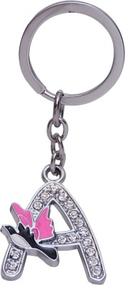 Oyedeal KYCN859 Letter A Key Chain