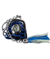 Gift Island Chill A Locking Key Chain (Blue, Black)