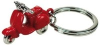 CTW Cute Full Metalic Scooter Key Chain (Red)