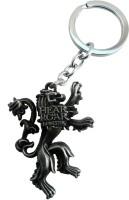 Techpro Games Of Thrones Hear Me Roar Key Chain (Metal Silver Color)