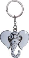 Oyedeal Kycn631 Ganesha Key Chain (White)