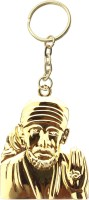 JM's Sia Baba Gold Plating Key Chain (Gold)