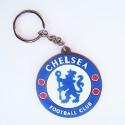 Carmagics Chelsea Football Club Car And Bikes Locking Key Chain - Blue, White