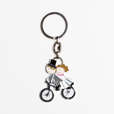 Daffodils Cycling Couple Key Chain for Rs. 119 at Flipkart ccfce4117e8d