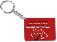 Tiedribbons Gift For Father's Day_Special Dad_09 Key Chain (Multicolored)