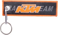 Zeroza KTM Bike Logo KM15 Key Chain (Orange)