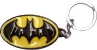 Hysteria Batman Classic Logo Key Chain (Multicolor)